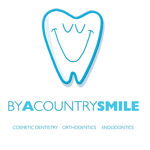 By A Country Smile Logo